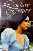 """Couverture du livre : """"L'esclave Isaura"""""""