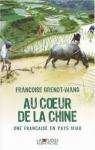 """Couverture du livre : """"Au coeur de la Chine"""""""