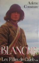 """Couverture du livre : """"Blanche"""""""