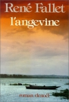 """Couverture du livre : """"L'angevine"""""""