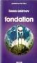 """Couverture du livre : """"Fondation"""""""