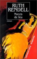 """Couverture du livre : """"Noces de feu"""""""