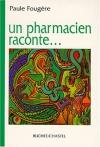 """Couverture du livre : """"Un pharmacien raconte"""""""