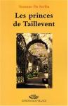 """Couverture du livre : """"Les princes de Taillevent"""""""