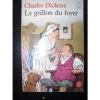 """Couverture du livre : """"Le grillon du foyer"""""""