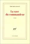 """Couverture du livre : """"La case du commandeur"""""""