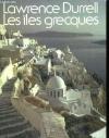 """Couverture du livre : """"Les îles grecques"""""""