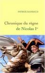 """Couverture du livre : """"Chronique du règne de Nicolas Ier"""""""