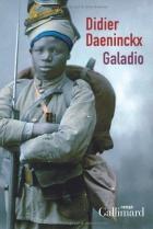 """Couverture du livre : """"Galadio"""""""
