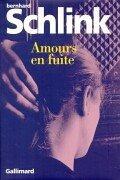 """Couverture du livre : """"Amours en fuite"""""""