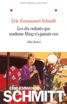 """Couverture du livre : """"Les dix enfants que madame Ming n'a jamais eus"""""""