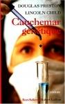 """Couverture du livre : """"Cauchemar génétique"""""""