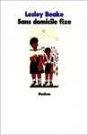 """Couverture du livre : """"Sans domicile fixe"""""""