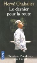 """Couverture du livre : """"Le dernier pour la route"""""""