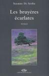 """Couverture du livre : """"Les bruyères écarlates"""""""