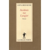 """Couverture du livre : """"Incidents rue Laugier"""""""