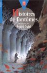 """Couverture du livre : """"Histoires de fantômes"""""""