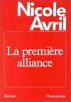 """Couverture du livre : """"La première alliance"""""""