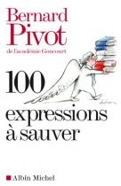 """Couverture du livre : """"100 expressions à sauver"""""""