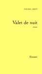 """Couverture du livre : """"Valet de nuit"""""""