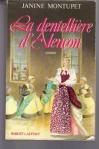 """Couverture du livre : """"La dentellière d'Alençon"""""""