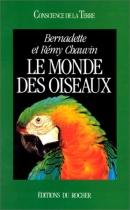 """Couverture du livre : """"Le monde des oiseaux"""""""