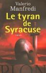 """Couverture du livre : """"Le tyran de Syracuse"""""""