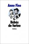 """Couverture du livre : """"Bébés de farine"""""""