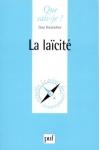 """Couverture du livre : """"La laïcité"""""""