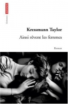 """Couverture du livre : """"Ainsi rêvent les femmes"""""""