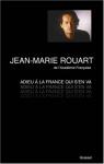 """Couverture du livre : """"Adieu à la France qui s'en va"""""""