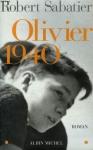 "Couverture du livre : ""Olivier 1940"""