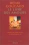 """Couverture du livre : """"Le livre des amours"""""""