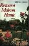 """Couverture du livre : """"Retour à Maison Haute"""""""