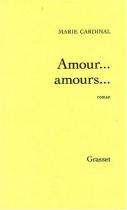 """Couverture du livre : """"Amour... amours"""""""