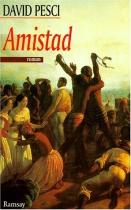 """Couverture du livre : """"Amistad"""""""