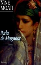 """Couverture du livre : """"Perla de Mogador"""""""