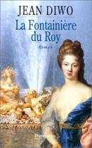 """Couverture du livre : """"La fontainière du roy"""""""