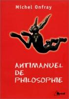 """Couverture du livre : """"Antimanuel de philosophie"""""""