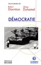 """Couverture du livre : """"Démocratie"""""""