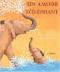 """Couverture du livre : """"Un amour d'éléphant"""""""