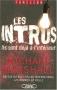 """Couverture du livre : """"Les intrus"""""""