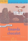 """Couverture du livre : """"Amanda chocolat"""""""