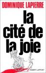 """Couverture du livre : """"La cité de la joie"""""""