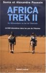 "Couverture du livre : ""Africa trek. Tome 2"""