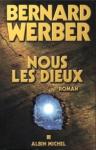 """Couverture du livre : """"Nous, les dieux"""""""