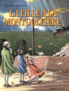 """Couverture du livre : """"La fille à la montgolfière"""""""