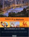 """Couverture du livre : """"Histoire de la Wallonie"""""""