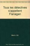 """Couverture du livre : """"Tous les détectives s'appellent Flanagan"""""""
