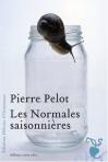"""Couverture du livre : """"Les normales saisonnières"""""""